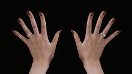 En que mano se pone el anillo de matrimonio en España