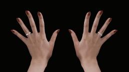 En que mano se pone el anillo de matrimonio en Cataluña y Comunidad Valenciana
