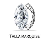 Talla marquise